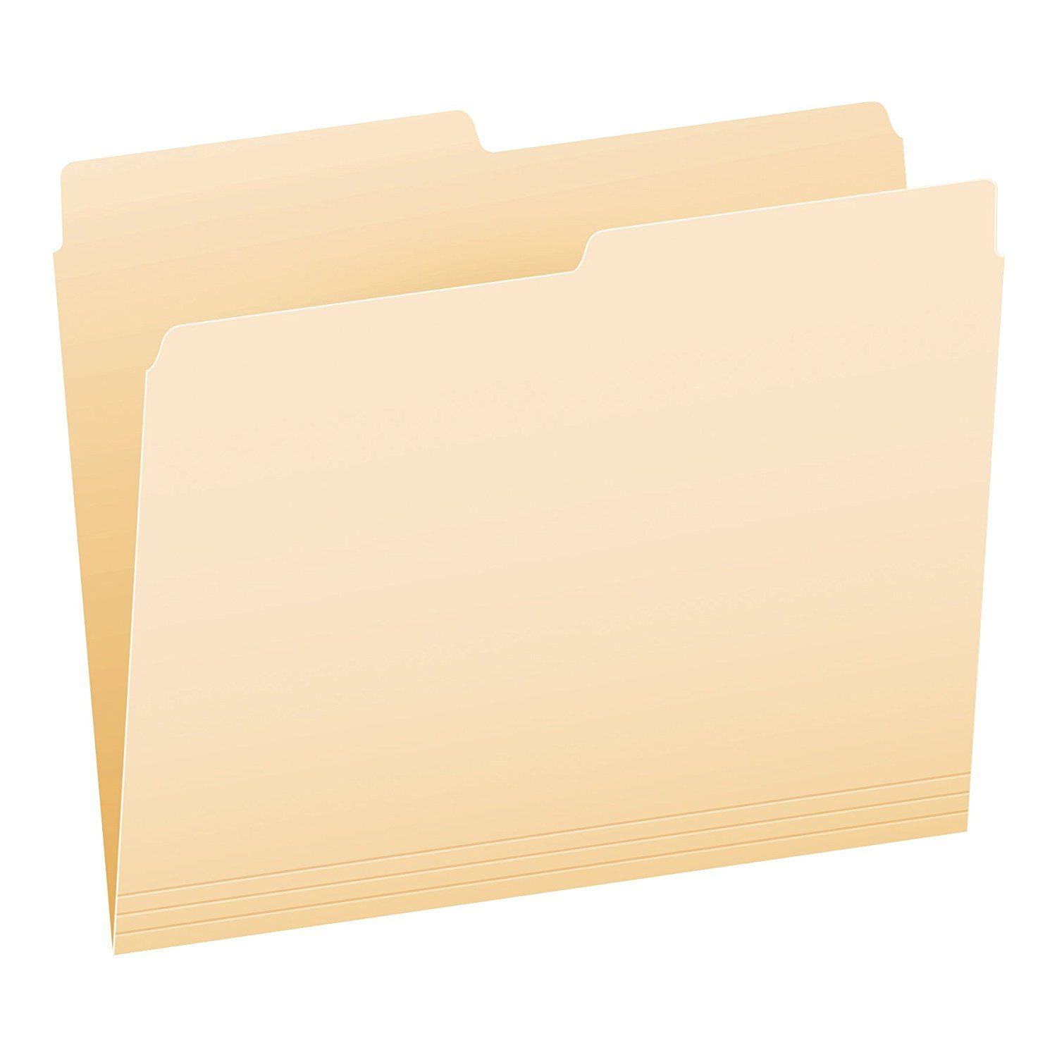 2 Pack Smoke Officemate International 21401 Letter Size Officemate Wall File