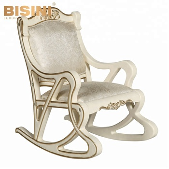 Admirable Bisini Luxury Antique Ivory And White Color Wooden Handmade Kids And Baby Rocking Chair Prices Bf07 70320 Buy Kids Wooden Rocking Chair Kids Ibusinesslaw Wood Chair Design Ideas Ibusinesslaworg