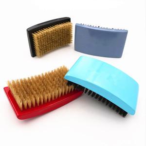 Medium Soft Curve 360 Waves Palm Brush,Medium Soft Curve 360 Waves  Brush,Medium Curve Wave Brush