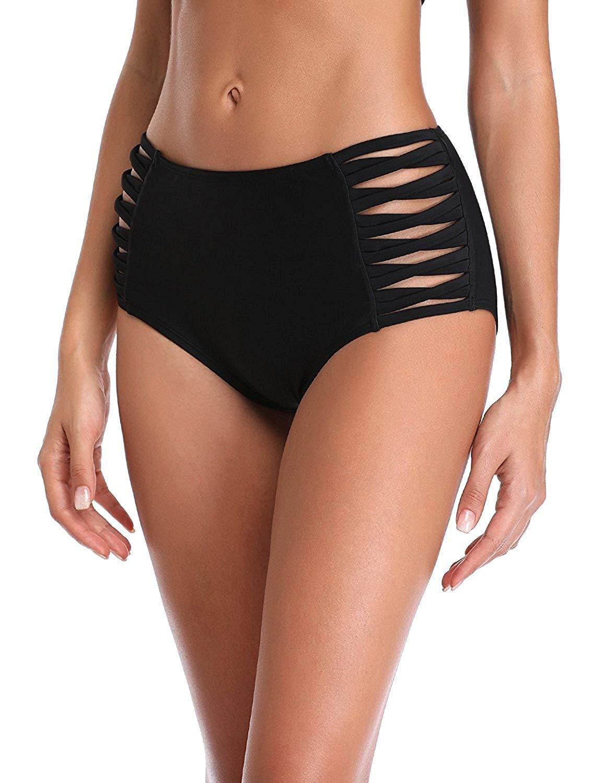 9a3a47917246 Get Quotations · Stella Women's Board Shorts Boy Leg Swim Shorts Bikini  Bottom Boyshorts