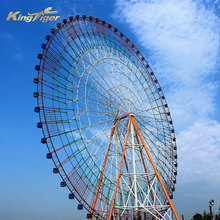 Cheap big ferris wheel with light for sale
