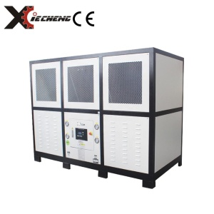 Air Source Water Heat Pump Chiller Air Conditioner Aircooled Chiller