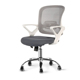 Best selling products in nigeria orange low price visitor chair staff mesh office desk chair