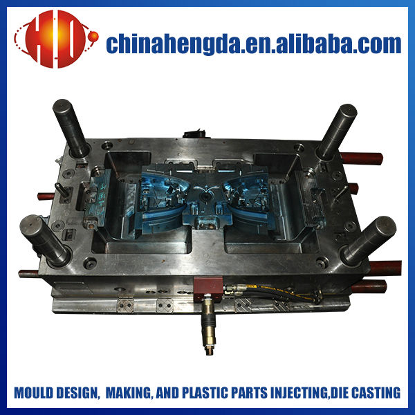 2016 high quality auto lamp housing car moulds