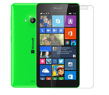 3 Pcs For Microsoft Lumia 535 Nokia 1089 1090 High Definition phone film PET material HD clear phone protective screen protector