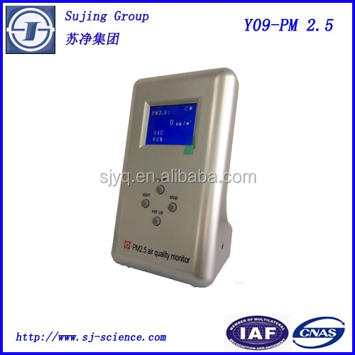 Pm2.5 Sujing Indoor Air Quality Monitor Made In China