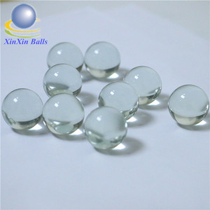 4.5mm 5mm high precision solid glass ball for lotion pumps