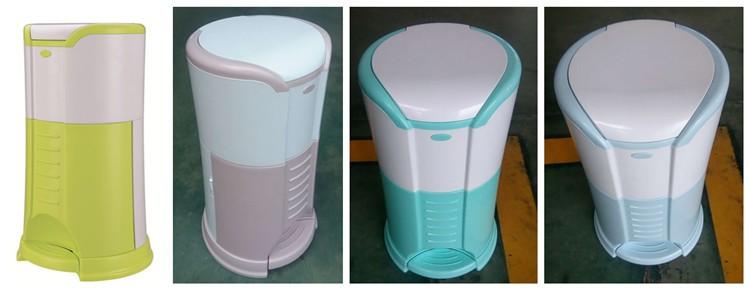 4 Colors of Trash Bin--BN Company.jpg