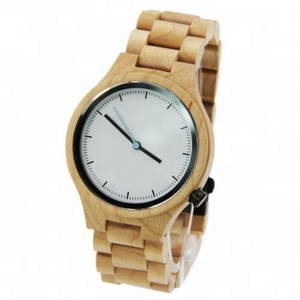 top brand eco-friendly popular men hand made wood watch for lady with japan movement ladies watches china men hand watch