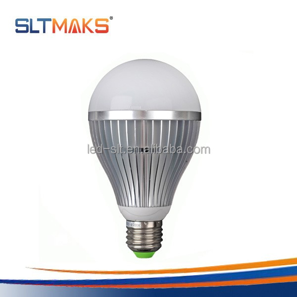 Factory favorable prices for high power e27 12w led globe light 90-264VAC CE/RoHS free samples
