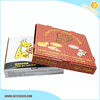 Customized Recyclable carton box,corrugated paper pizza box