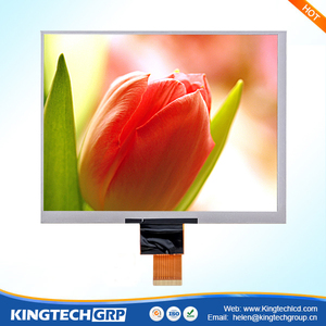 Chimei Innolux All Viewing Angle 40 pin 8 Inch Tft LCD Module