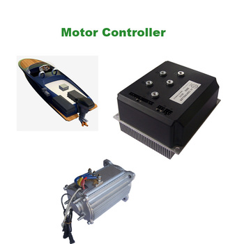 5kw Motor Drive Kit Three Phase For Electric Boat