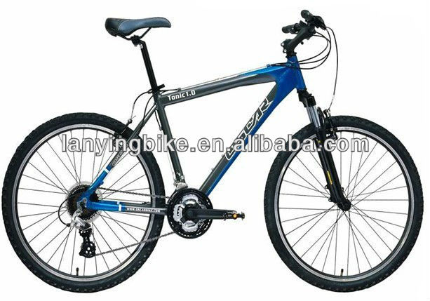 Simple cool lightweight good quality MTB for men