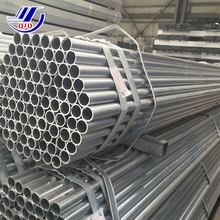 high quality 1.5 inch galvanized steel hollow section scaffold tube