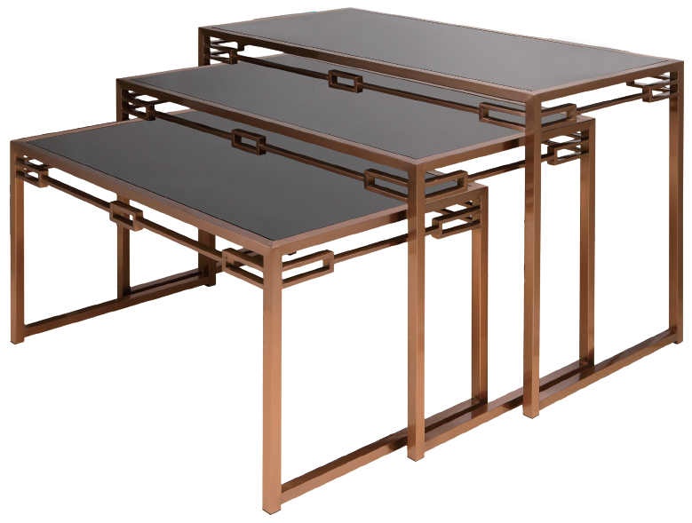 Rectangular Stainless Steel Banquet Table / Buffet Table
