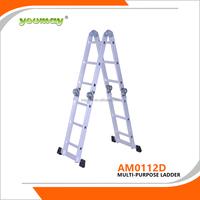 Aluminium Ladder & Multipurpose ladder with EN131 Approval