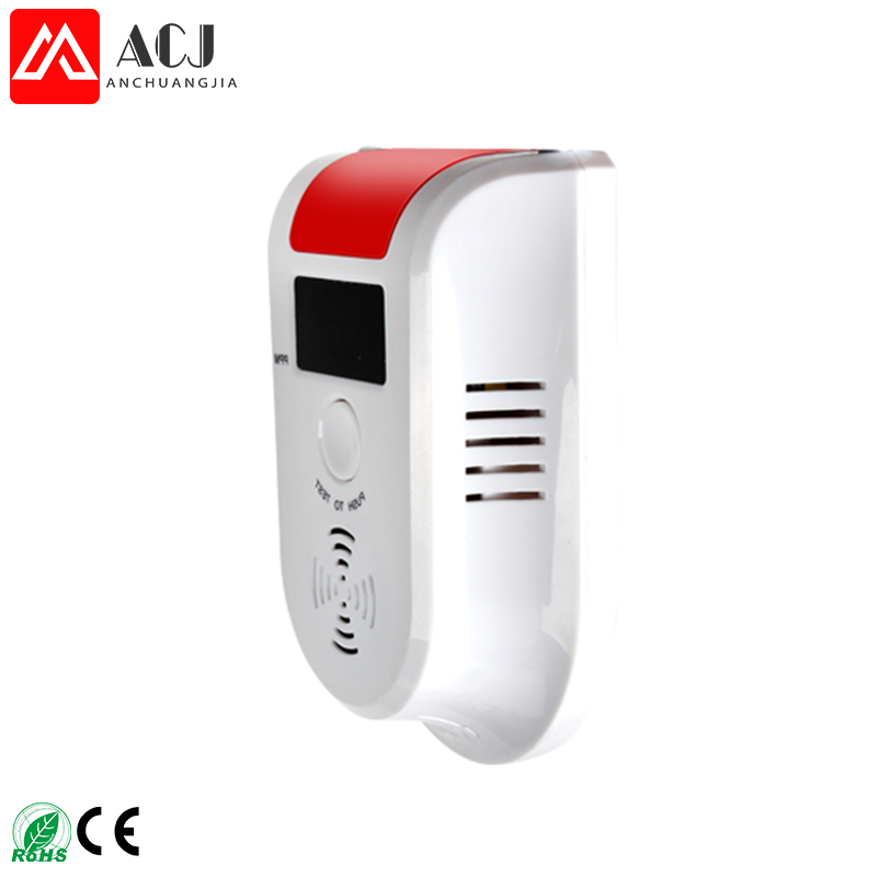 Home security alarm system gas detector Alibaba wholesale