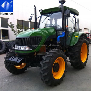 100HP 4WD tractor big farm equipment