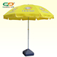custom printing sunshade beach umbrella, outdoor advertising parasol