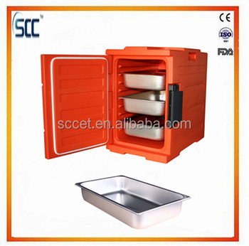 Restaurant Insulated Food Storage CabinetFood Container For Hot
