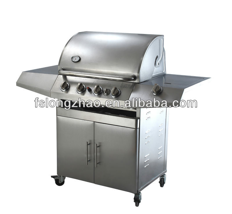 Infrared burner Barbecue gas grill stainless steel barbecue A114SB