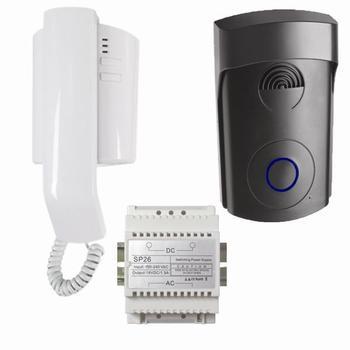 Interphone Audio Handset 2 Wires Audio Door Entry View Audio Door