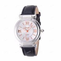 LE 145 Most popular products genuine leather watch , geneva watches,cheap womenwatch