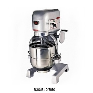 Commercial Electric Bakery Spiral Food Mixer / Heavy Duty Blender Planetary Dough Mixer