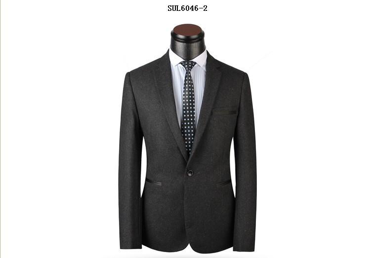 2015 ankunft fit m nner smoking hohe edel elegant business herren blazer terno masculino anz gen. Black Bedroom Furniture Sets. Home Design Ideas