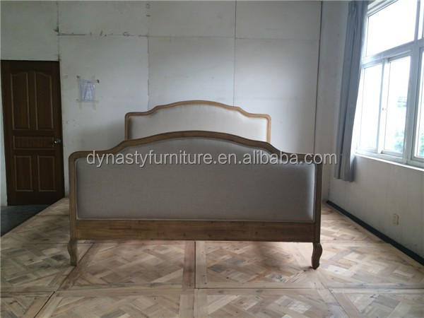 wooden bedroom french classic furniture vintage antique <strong>bed</strong> design