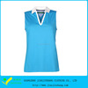 Womens Trendy Dry Fit Golf Sport Polo Shirt with Pocket