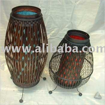 Bali Lamp Shades