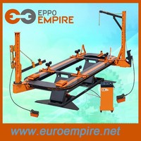 China supplier ES806 used auto frame machine,auto frame machine,car chassis straightening bench