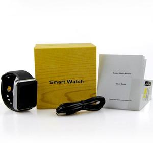 China watch factory smart watch a1 phone Call bluetooth sync mobile watch phones With Passometer Camera SIM Card