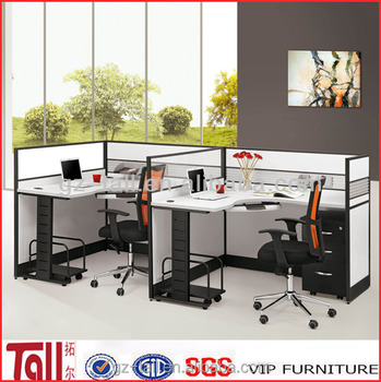 wholesale customized modern modular office furniture workstation office partition