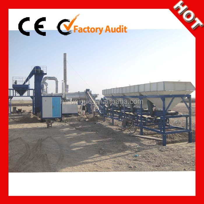 China Top Quality Asphalt Drum Mix Plant For Sale