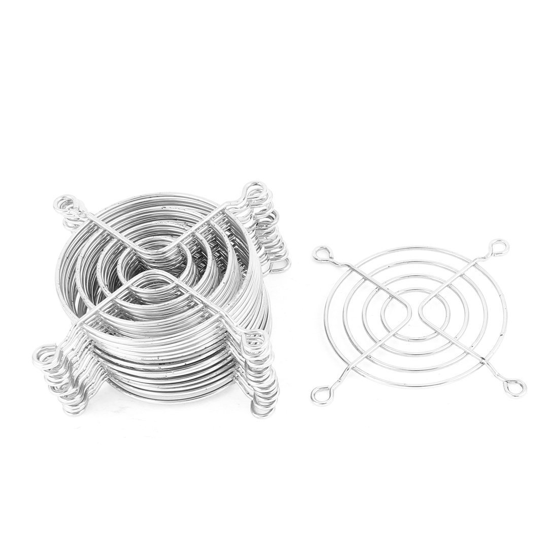 Metal Wire Finger Guard Grill 15 Pcs for 70mm Computer PC Cooling Fan