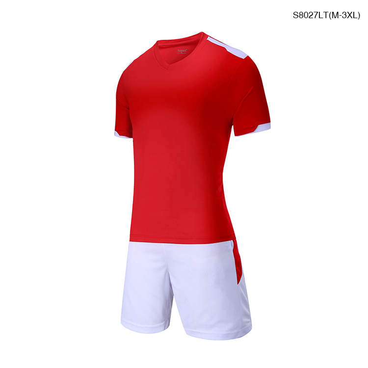Design company factory direct wholesale football jersey new model