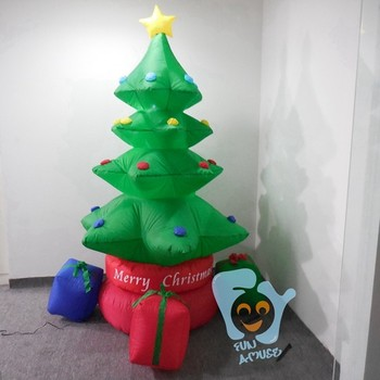 Inflatable Christmas Tree.Indoor Decoration Inflatable Christmas Tree With Rainbow Gift Boxes Buy Christmas Tree Inflatable Christmas Tree Indoor Christmas Tree With Rainbow