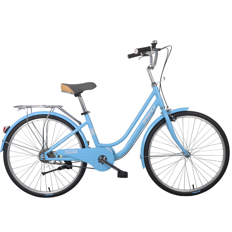 "Tianjin bicycle factory urban bike, Russia model women bicycles/ city bike 26"" for hot sale shanghai bicycle fair"