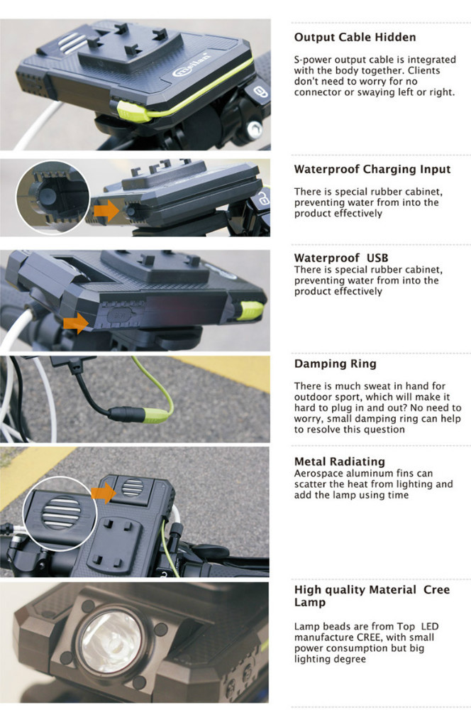 the best attitude 7f31c c0006 Bike Bracket bicycle mount charger mobile phone holder cycle parts Meilan  X2 phones accessories Led light, View Bracket, Meilan Product Details from  ...
