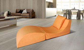 Folding Chair Sofa Armchair Pouf Table Foam Pillow