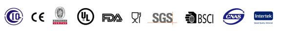 เซรามิคกลมเซรามิคฝาปิด 12.75 ''สโตนแวร์หม้อ