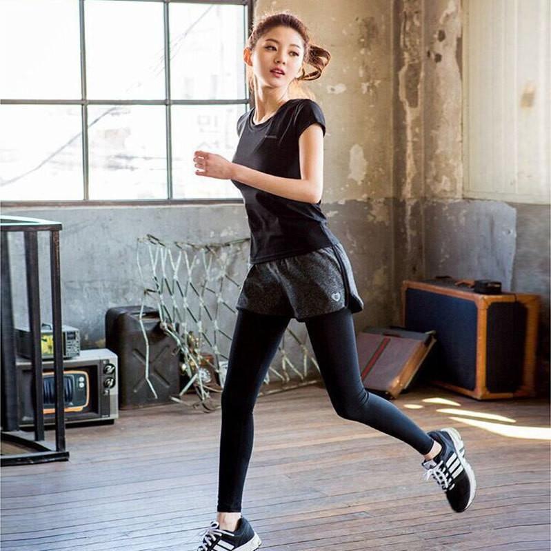 771c725ccf31f Wholesale Women s Sports Tight Running Wear Yoga Pants Fashion Tight  Fitness Gym Leggings