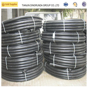 Flexible 50mm 63mm HDPE conduit SDR33 for telecommunication cable