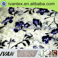 Chinese 2015 new arrival fancy design lace fabric/apparel/wedding dress lace
