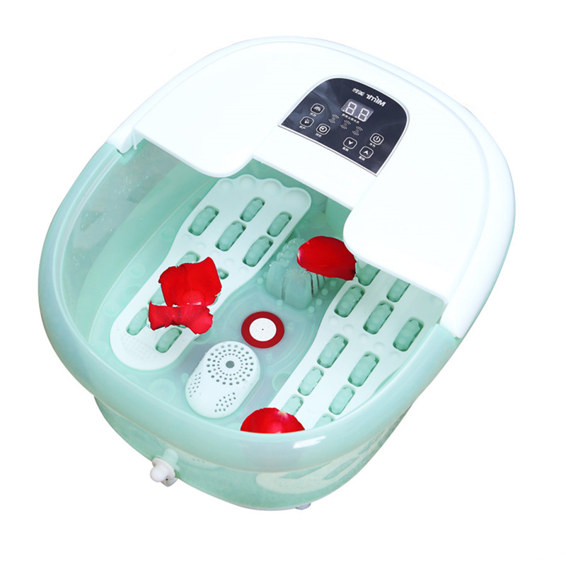 Detox Foot Spa Type and Rehabilitation Therapy Supplies Properties Foot Bath Machine