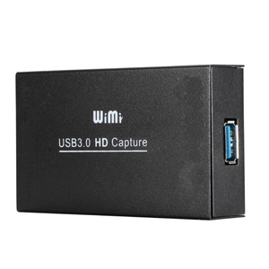 USB 3.0 HD MI 1080P Video Capture Device Stream Box, No Need Install Driver