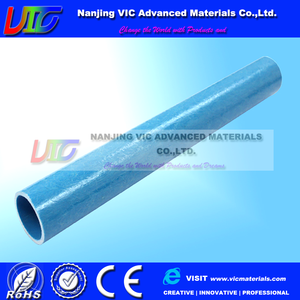 Top quality flexible glass fiber pipe for wholesale